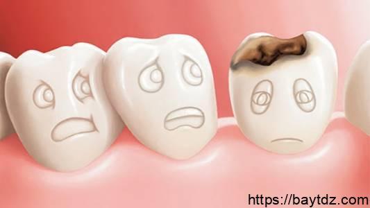 خطورة تسوس الاسنان