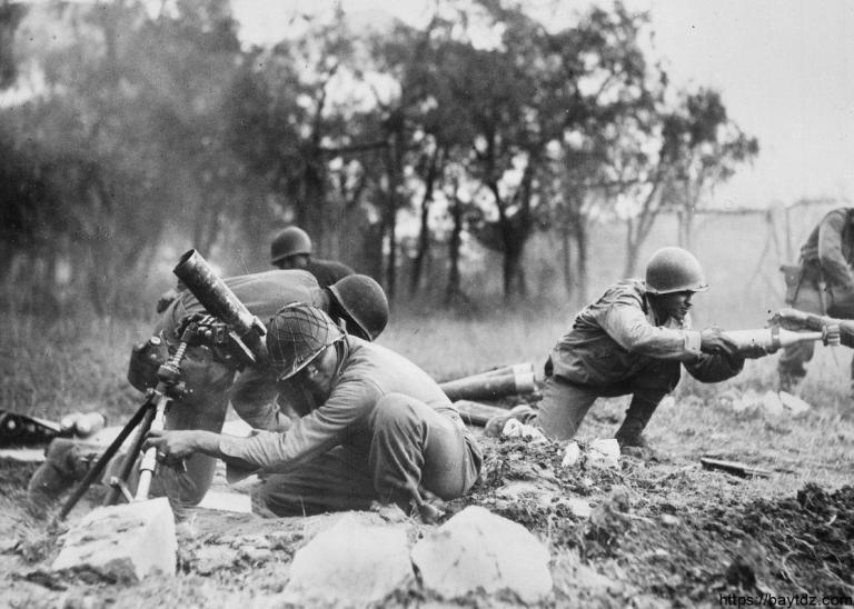 مقارنة بين الحرب العالمية الاولى والثانية في جدول