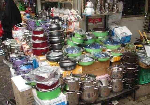مشروع تجارة ادوات المطبخ الرخيصة