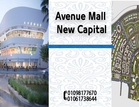 Avenue Mall New Capital