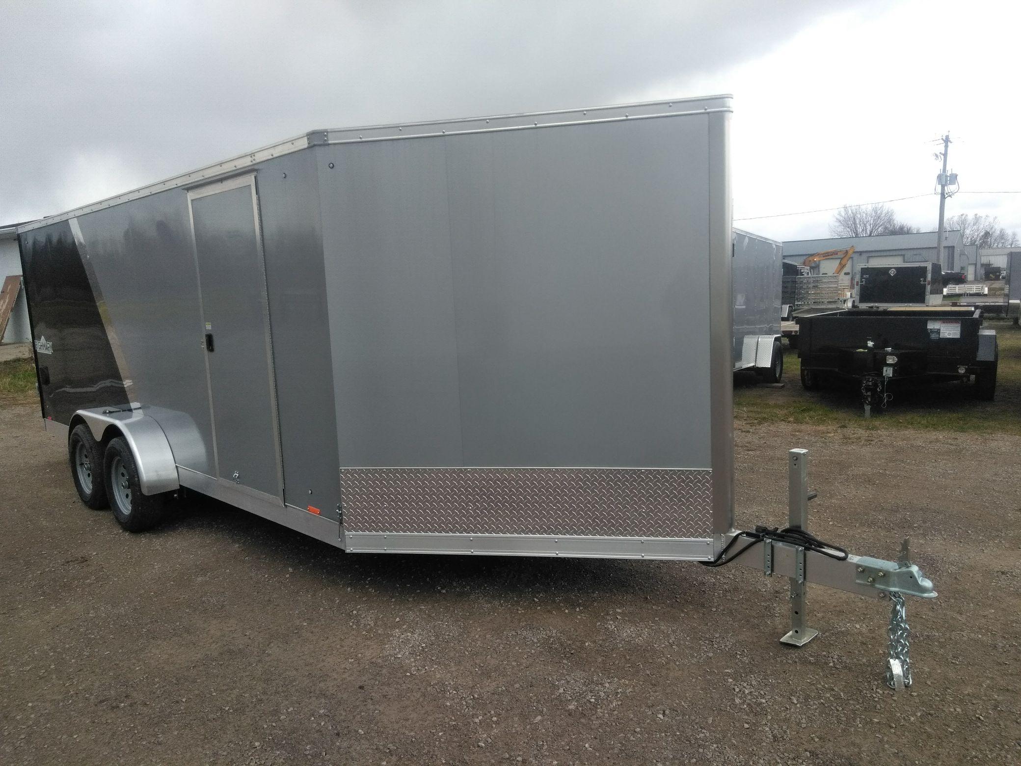 wells cargo trailer wiring diagram nissan alternator pace enclosed
