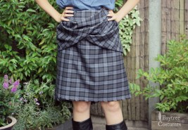 Folded Great Kilt