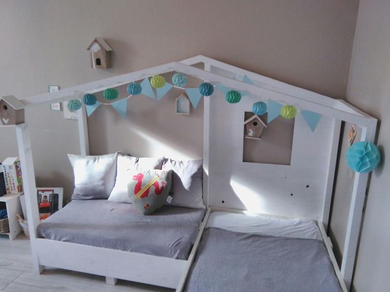 DIY Comment Transformer Un Lit Enfant En Lit Maison