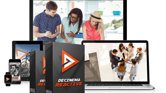 Decinam Reactive: Get New 64+ Powerpoint Video Templates
