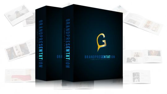 GrandPresentation: Get 560+ Presentation Templates in Powerpoint and InDesign