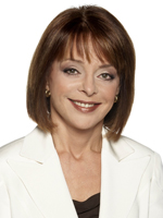 CTV news anchor Christine Bentley after 35 years of service