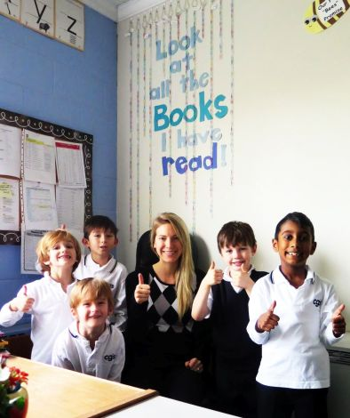 Book chains encourage reading