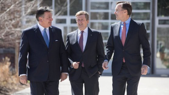 Ministers Morneau and Sousa and Mayor Tory meeting to discuss housing affoidablity