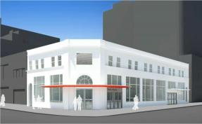 Re-built bank building keeps 1920 heritage