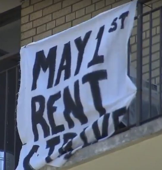 Tenant rent strike threat against MetCap could boomerang