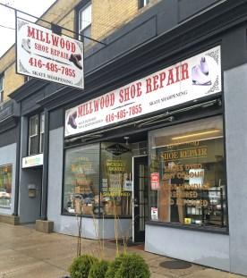 Millwood Shoe Repair