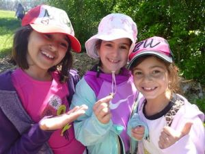 CGS students explore the Norval Outdoor Education Centre