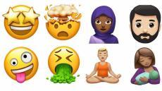 New iPhone emojis