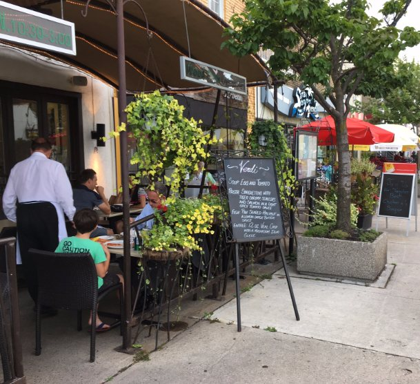 Openings, good weather at mid-month on South Bayview