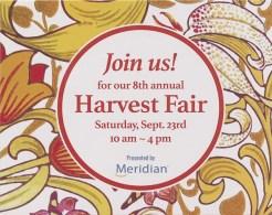 Harvest Fair today