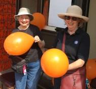 Toronto Camera Club ballons