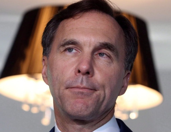Morneau did not report firm holding château to Commons