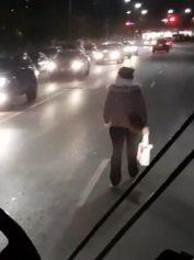 nov 13 rider blocks bus 2