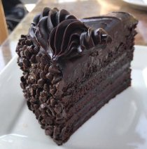Um, this would be chocolate