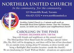 dec 4 northlea carols