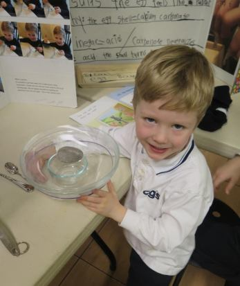 SK participant Cormac's contraption for turning salt water into fresh