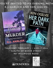 Authors at Sleuth