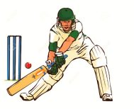 Jenner Cricket Sunday at 1.30