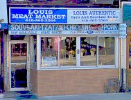 Louis has closed on Danforth