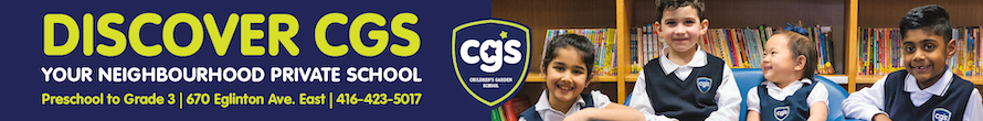 CGS - Children's Garden School | Private Preschool to Grade 3