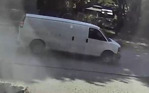Suspect van in child luring