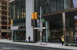 Art Shoppe Lofts and Condos at 2131 Yonge St at Soudan Ave.