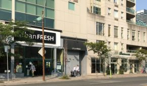 Urban Fresh in Briton House building