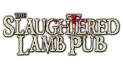 The Slaughtered Lamb Pub at Bayville Adventure Park offers drinks and pub food.