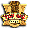The tiki bar cafe at Bayville Scream Park.