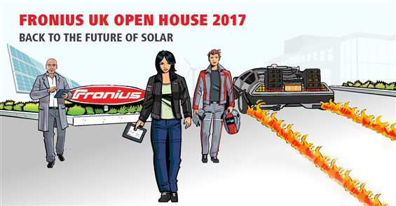 Fronius UK Open House