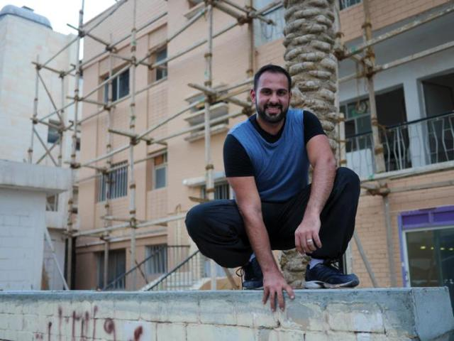 """Tim on Mahdpik- Free Runner:  """"You know free runners, the guys who jump buildings.  So I knew right away that's what they were.  And I asked them are you guys free runners and they asked how do you know, and I said how do you not know? Only you guys dress like that: sneakers, jogging shoes, backpack.  Always the same. Even when they are going somewhere nice.  They always wear the same outfits."""""""