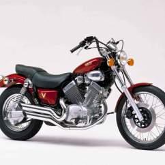 Yamaha Virago Xv 535 Wiring Diagram 2010 Ford F150 Door Мотоцикл 1996 Описание Фото