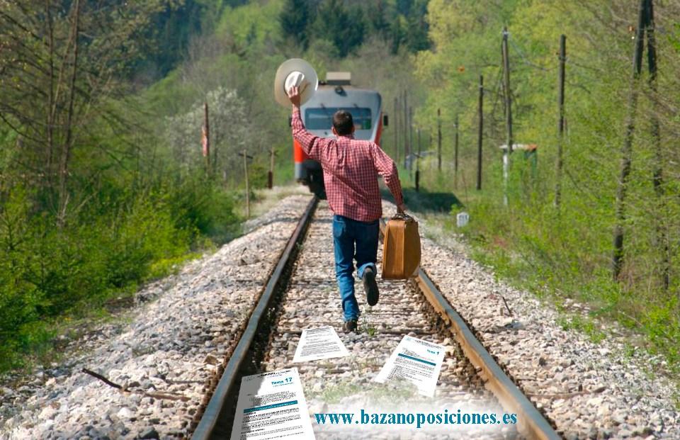 Último tren Curso Auxilio Judicial + Tramitación Procesal