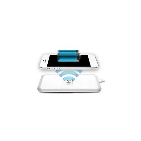 Base cargador universal inalámbrico Qi wireless