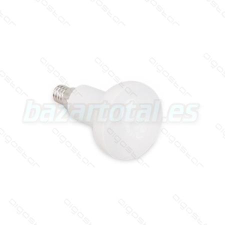BOMBILLA LED A5 R50 E14 7W 520 LUMEN = 50W LUZ CALIDA 3000K 1