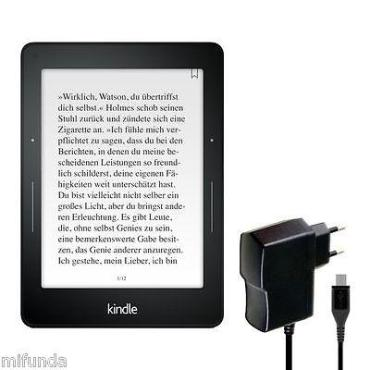 CARGADOR RAPIDO PARA AMAZON KINDLE VOYAGE MICRO USB 5V 10W 2.0A QUICK CHARGER