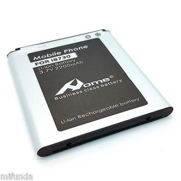 BATERIA PARA SAMSUNG GALAXY EXPRESS i8730 SGH-i437 2.200 mAh LITIO-ION BATTERY