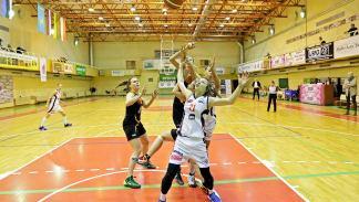 Во время игры в Восточноевропейской баскетбольной лиге. Фото eewbl.eu