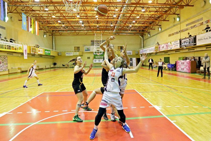 Во время игры в Восточно-европейской баскетбольной лиге. Фото eewbl.eu