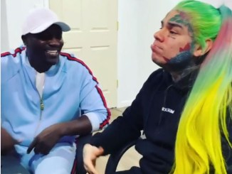 6ix9ine & Akon - Locked Up Part 2 Mp3 Download