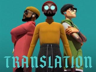 DOWNLOAD ALBUM: Black Eyed Peas – Translation [Zip File]