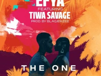 Efya ft. Tiwa Savage – The One Mp3 Download