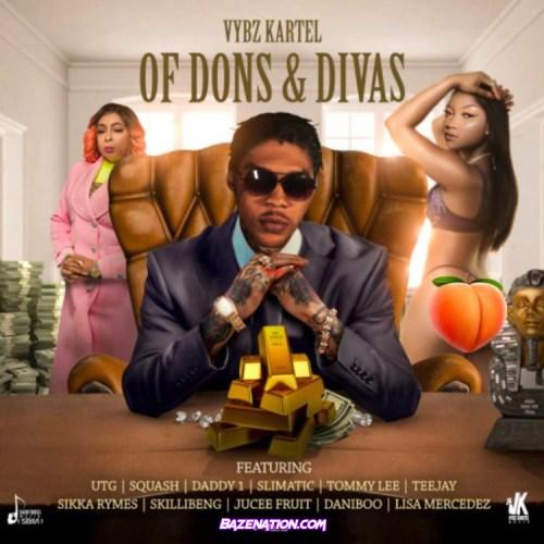 DOWNLOAD ALBUM: Vybz Kartel – Of Dons & Divas [Zip File]