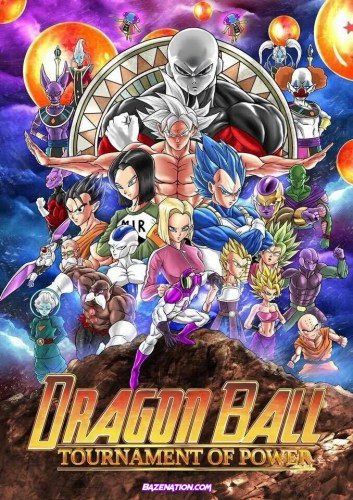 DOWNLOAD Movie: Dragon Ball Super: Tournament Of Power