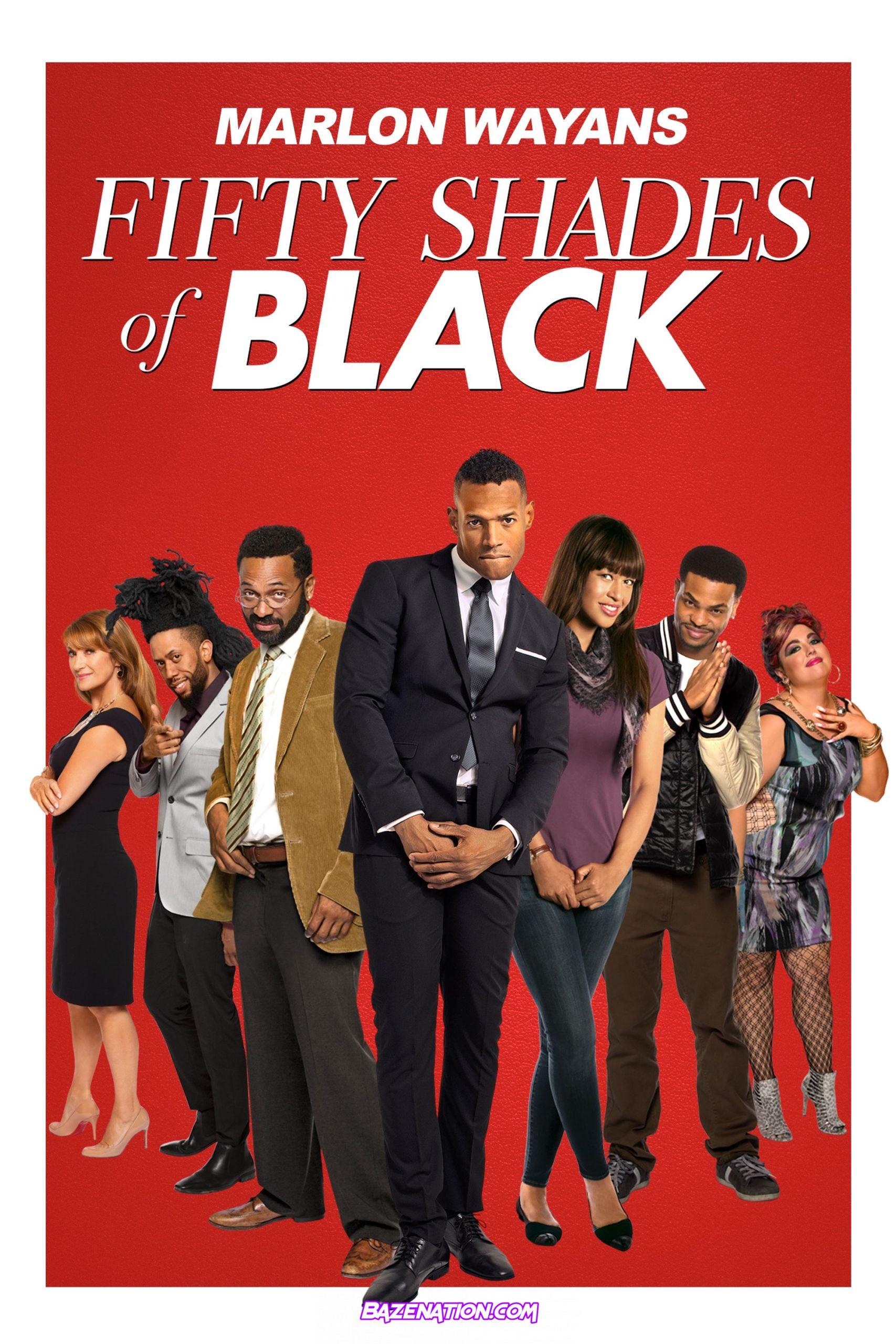 Fifty Shades Of Black Deutschland